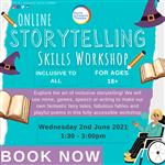 Storytelling skills workshop