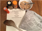 Ingredients for a sensory Christmas story